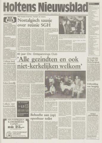 Holtens Nieuwsblad 1993-10-28