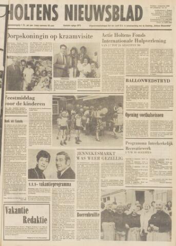 Holtens Nieuwsblad 1980-08-01