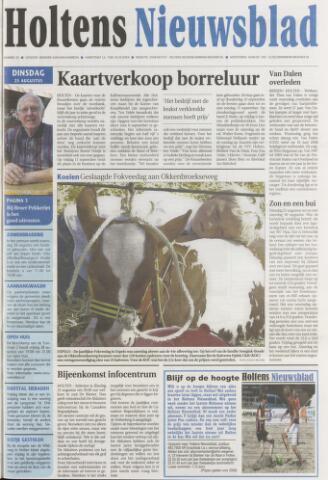 Holtens Nieuwsblad 2009-08-25