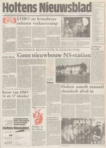 Holtens Nieuwsblad 1987-10-08