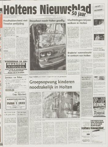 Holtens Nieuwsblad 1999-07-29