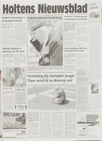 Holtens Nieuwsblad 2000-01-27