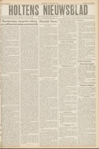 Holtens Nieuwsblad 1952-08-30