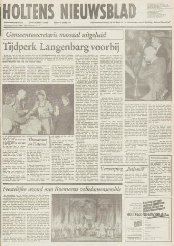 Holtens Nieuwsblad 1984-03-08