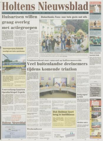 Holtens Nieuwsblad 2002-06-27