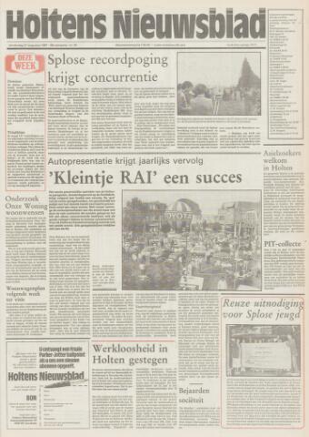 Holtens Nieuwsblad 1987-08-27