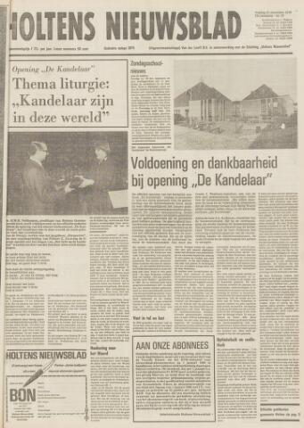 Holtens Nieuwsblad 1979-12-21