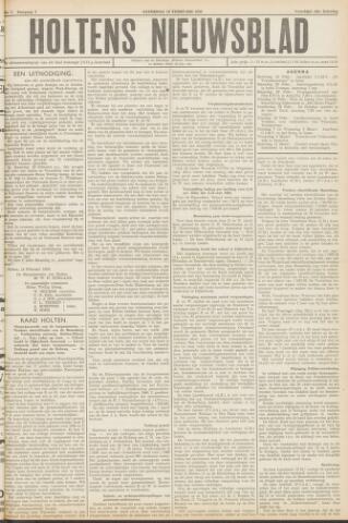 Holtens Nieuwsblad 1950-02-18