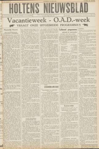 Holtens Nieuwsblad 1952-07-19