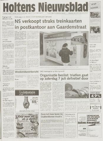 Holtens Nieuwsblad 2001-06-14