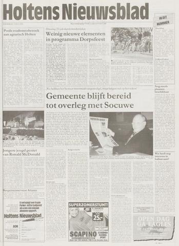 Holtens Nieuwsblad 1996-07-18