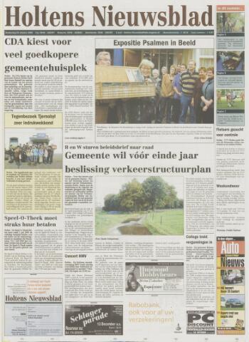 Holtens Nieuwsblad 2002-10-24