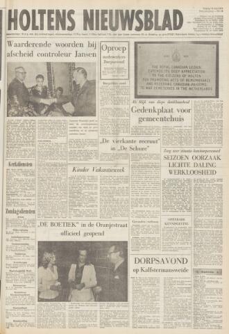 Holtens Nieuwsblad 1974-06-14