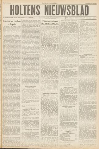 Holtens Nieuwsblad 1951-10-13
