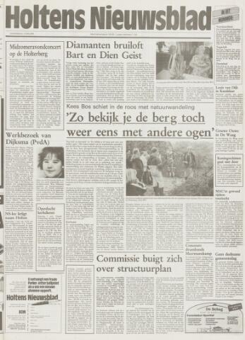Holtens Nieuwsblad 1995-06-01