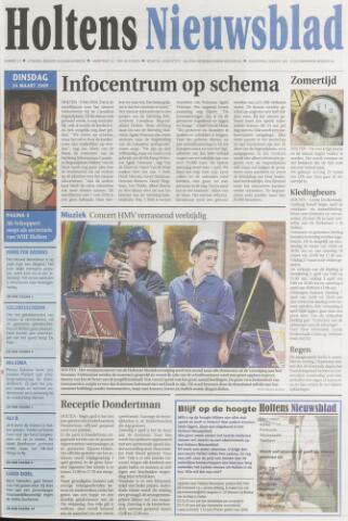 Holtens Nieuwsblad 2009-03-24