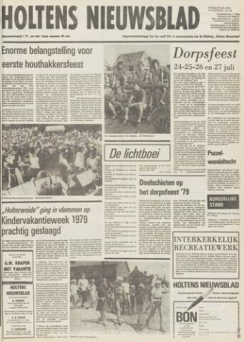 Holtens Nieuwsblad 1979-07-20