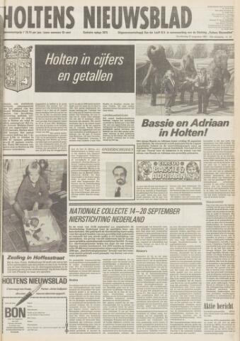 Holtens Nieuwsblad 1981-08-27