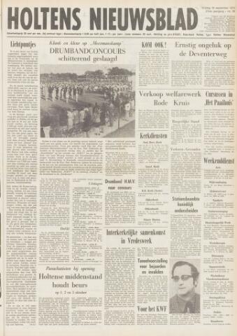 Holtens Nieuwsblad 1975-09-19