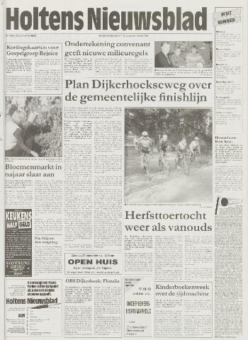 Holtens Nieuwsblad 1997-09-25