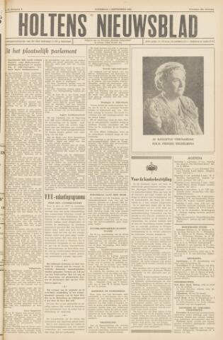 Holtens Nieuwsblad 1956-09-01