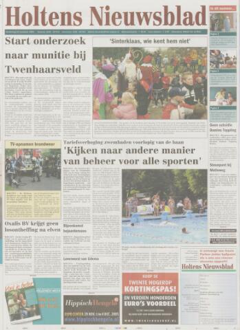 Holtens Nieuwsblad 2005-11-24