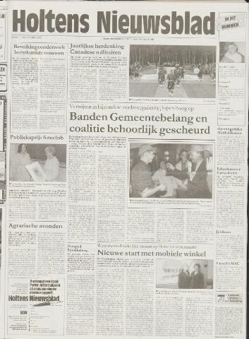Holtens Nieuwsblad 1998-04-16