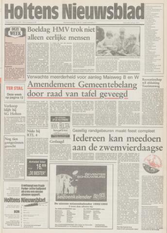 Holtens Nieuwsblad 1992-06-25