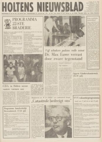 Holtens Nieuwsblad 1976-07-16