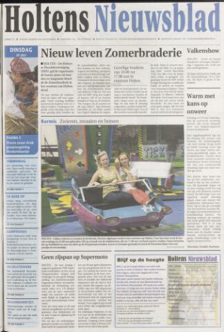 Holtens Nieuwsblad 2008-07-29