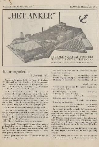 Het Anker 1952-01-01