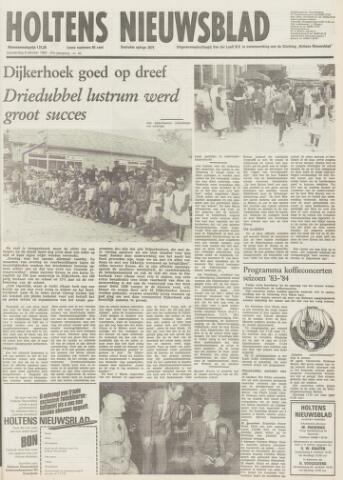 Holtens Nieuwsblad 1983-10-06