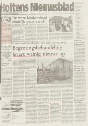 Holtens Nieuwsblad 1990-11-29