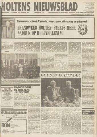 Holtens Nieuwsblad 1981-09-03