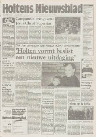 Holtens Nieuwsblad 1994-03-24
