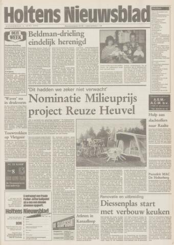 Holtens Nieuwsblad 1993-06-03