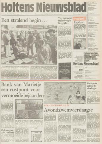 Holtens Nieuwsblad 1984-06-14