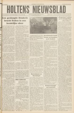 Holtens Nieuwsblad 1955-08-13