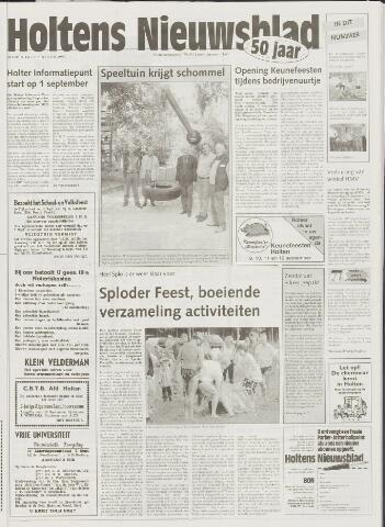 Holtens Nieuwsblad 1999-08-26