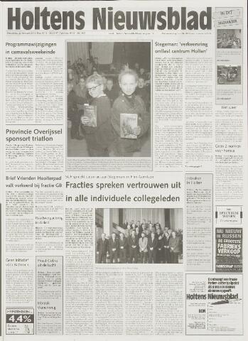 Holtens Nieuwsblad 2001-02-22