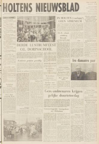 Holtens Nieuwsblad 1969-11-07