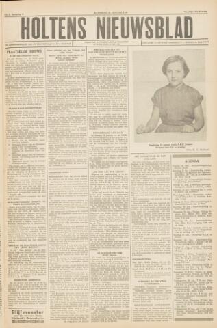 Holtens Nieuwsblad 1956-01-21