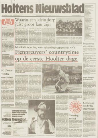 Holtens Nieuwsblad 1988-07-14