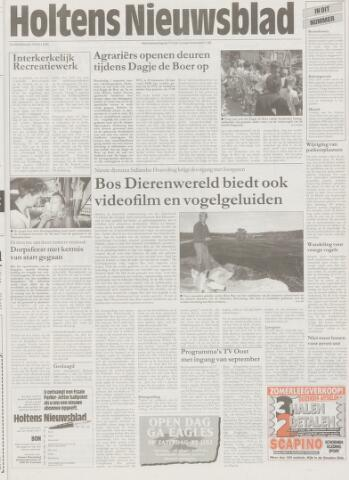 Holtens Nieuwsblad 1996-07-25