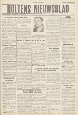 Holtens Nieuwsblad 1960-09-10