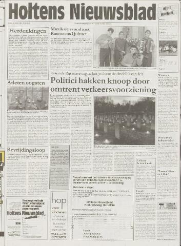 Holtens Nieuwsblad 1998-04-30