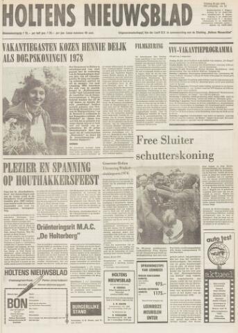 Holtens Nieuwsblad 1978-07-28