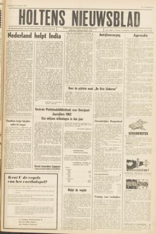 Holtens Nieuwsblad 1963-01-12