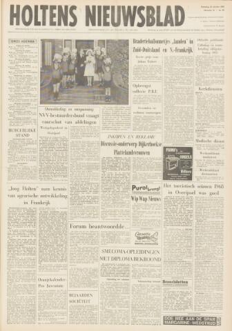 Holtens Nieuwsblad 1968-10-26
