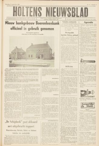Holtens Nieuwsblad 1962-09-15